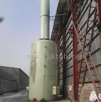 酸洗槽鹽酸酸霧廢氣凈化塔