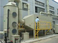 噴漆車間廢氣襯里設備 活性炭吸附塔