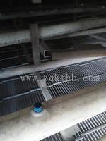 脱硫塔玻璃钢除雾器 折板除雾 屋脊式除雾器