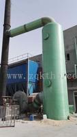 10吨燃煤锅炉烟气脱硫塔(喷淋 旋流板脱硫塔)