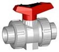 CPVC球阀 CPVC ball valve