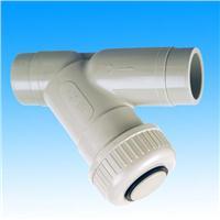 滤器 SF 305 系列 PVC-U/PP/PVDF