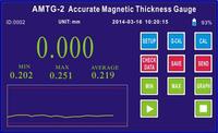 精密磁感應厚度測定儀