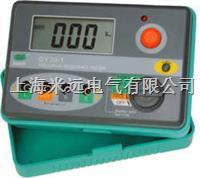 绝缘电阻多功能测试仪 DY5101