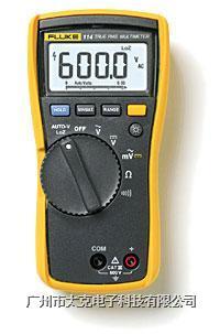 Fluke114电气测量万用表 Fluke114
