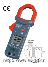 DCL1000交流电流钳形电流表 DCL1000