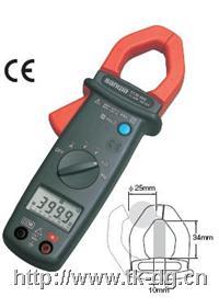 DCM400交直流钳型电流表 DCM400