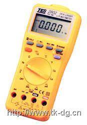 TES2802 LCR数字万用表 TES2802