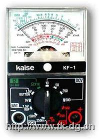 KF-1指针式模拟万用表 KF-1