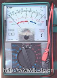KF-20指针式模拟万用表 KF-20