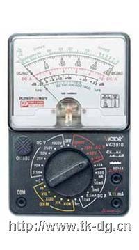 VC3010指针萬用表 VC3010