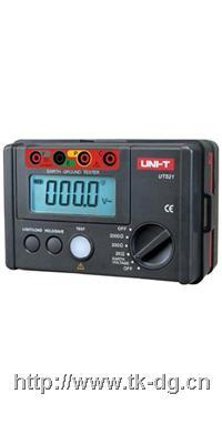 UT521接地電阻測試儀 UT521