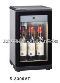 万得福红酒柜S-3306VT 小型红酒柜 真空保鲜 分次品酒 健康生活