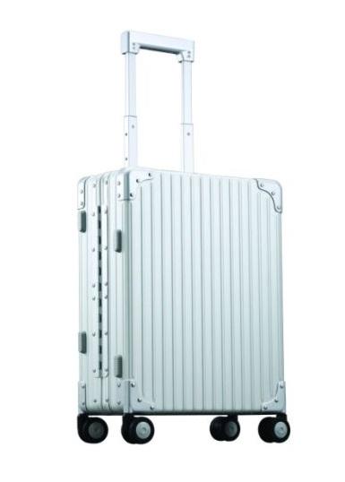 AC-2223F万得福镁铝合金箱银色