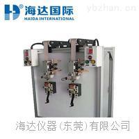 汽车安全带扣开启耐久试验机 HD-YQ17