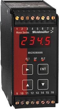 魏德米勒信号报警器 UTC/AR  热电偶/信号报警器