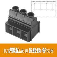 PCB接线端子LUP 10.16/02/90 3.2SN BK BX : 1226290000 PCB接线端子LUP 10.16/02/90 3.2SN BK BX : 1226290000