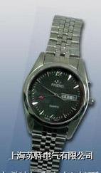 (双日历不锈钢)石英手表近电报警器 WBF-III型03