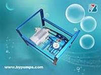 手摇、电动二用计量加油泵 JB-70型