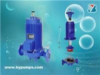 屏蔽式管道泵 PBG型