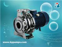 不锈钢清水泵/不锈钢泵/上海博洋水泵 ZS型不锈钢卧式单级离心泵