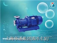 集团专业生产工博牌型磁力传动离心泵上海博洋水泵厂 CQB