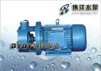 清水旋涡泵/不锈钢旋涡泵/自吸旋涡泵/上海华通集团溥洋水泵 W型单级直连旋涡泵