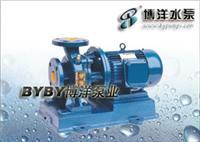 单级单吸卧式管道离心泵/不锈钢管道离心泵/自吸管道离心泵/上海华通集团溥洋水泵 ISW、ISWR、ISWH、ISWD、型卧式单级单吸管道离心泵