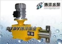 便拆立式管道离心泵/J-X系列柱塞式计量泵/上海博洋水泵厂021-63800050   J-X 50/2.5