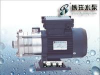 ISW系列卧式管道离心泵 / CHLF轻型不锈钢卧式多级离心泵 /上海博洋水泵厂021-63800050 CHLF(T)4-40