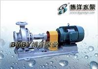 YW型液下排污泵/LQRY无水冷却热油泵(导热油泵)/上海博洋水泵厂021-63800050  150-125-270