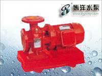 卧式多级离心泵/XBD-W型卧式消防泵/上海水泵厂021-51611356 XBD-W