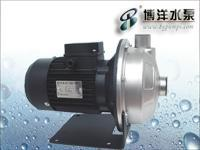 ISW卧式离心泵/MS轻型不锈钢卧式单级离心泵/上海水泵厂021-51611355 MS