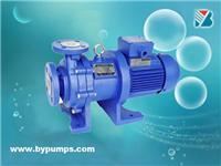 CQF磁力泵/型氟塑料磁力泵/磁力泵上海博洋水泵厂 CQF