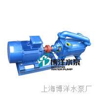 工博牌2SK型双级水环式真空泵,双级真空泵,水环式真空泵 2SK型