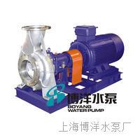 厂家供应工博牌石油化工标准泵 CZ型
