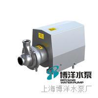 微型自吸泵,工博牌卫生级自吸泵,WZB系列卫生级自吸泵 WZB系列