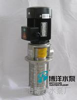 上海工博牌QDL,QDLF型不锈钢立式多级离心泵,不锈钢立式多级泵,多级泵
