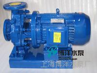 工博牌单级单吸卧式管道离心泵,管道离心泵 ISW型