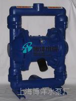 QBY-40气动隔膜泵 铸铁气动隔膜泵 耐腐蚀气动隔膜泵 QBY-40系列