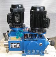 J-X6.3-50系列柱塞式计量泵 不锈钢计量泵 工博牌计量泵 J-X型