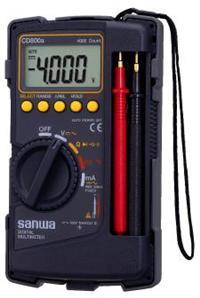 数字万用表 CD800A|日本三和