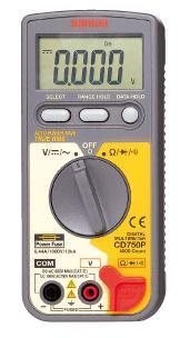 数字万用表 CD750P