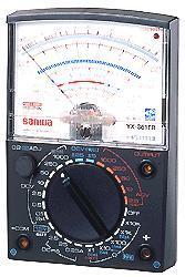 指针式万用表 YX361TR|日本三和