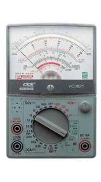 指针万用表 VC 3021