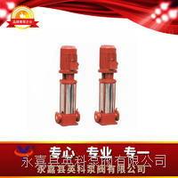 立式多級消防泵 XBD-(I)型