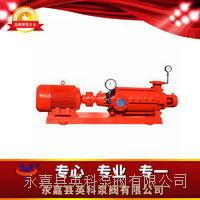 臥式多級消防泵 XBD-W型