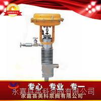 氣動薄膜高壓電站調節閥 ZXSP