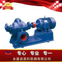 單級雙吸離心泵 S,SH型
