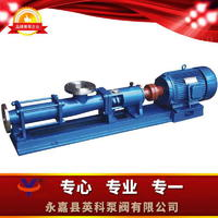 溫州英科牌G30-1單螺桿泵 G30-1